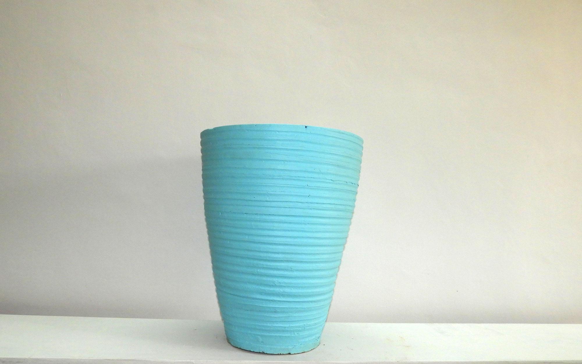 Pot Cone Ridged (M)