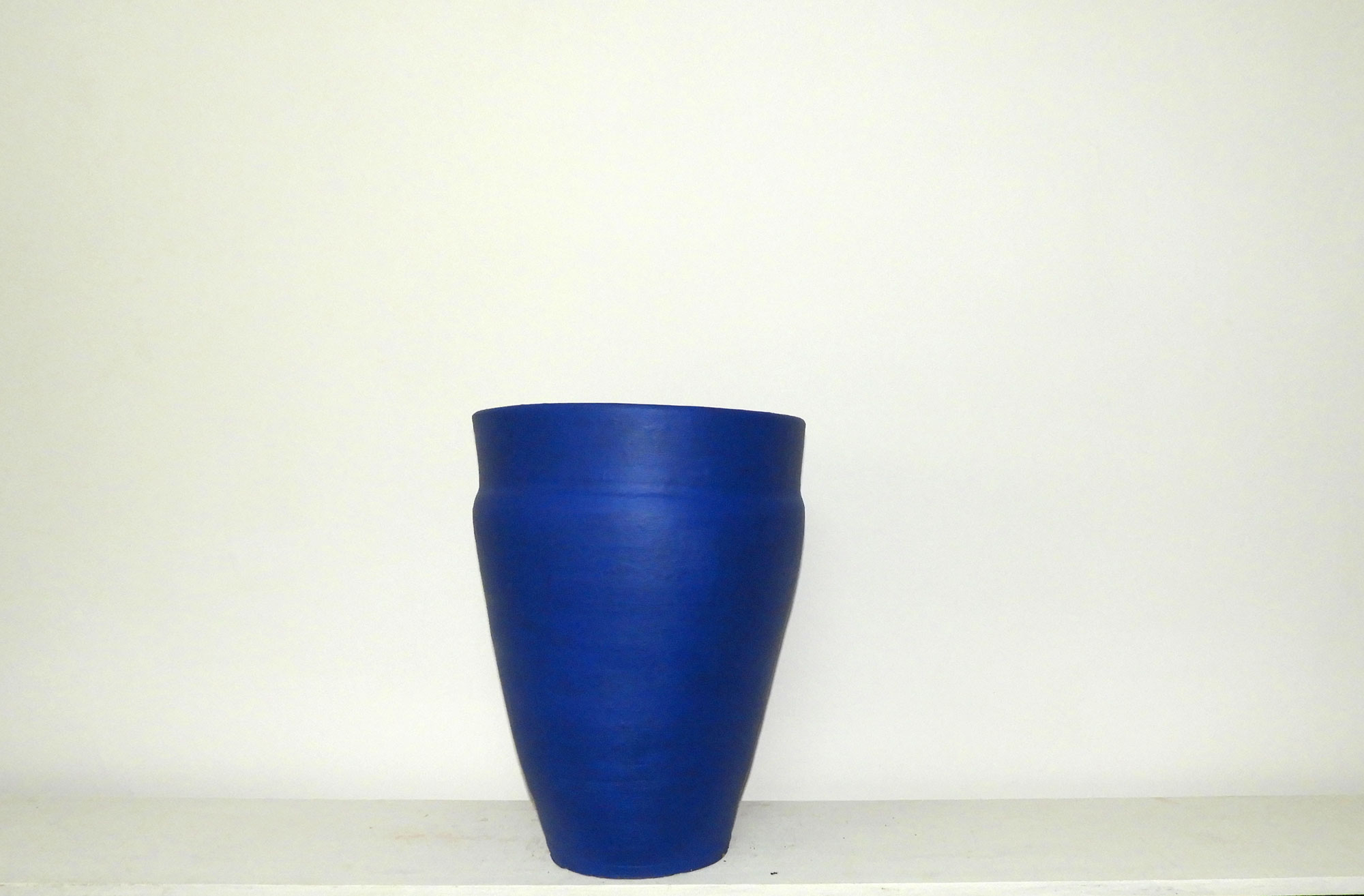 Pot Curved Cone (L)