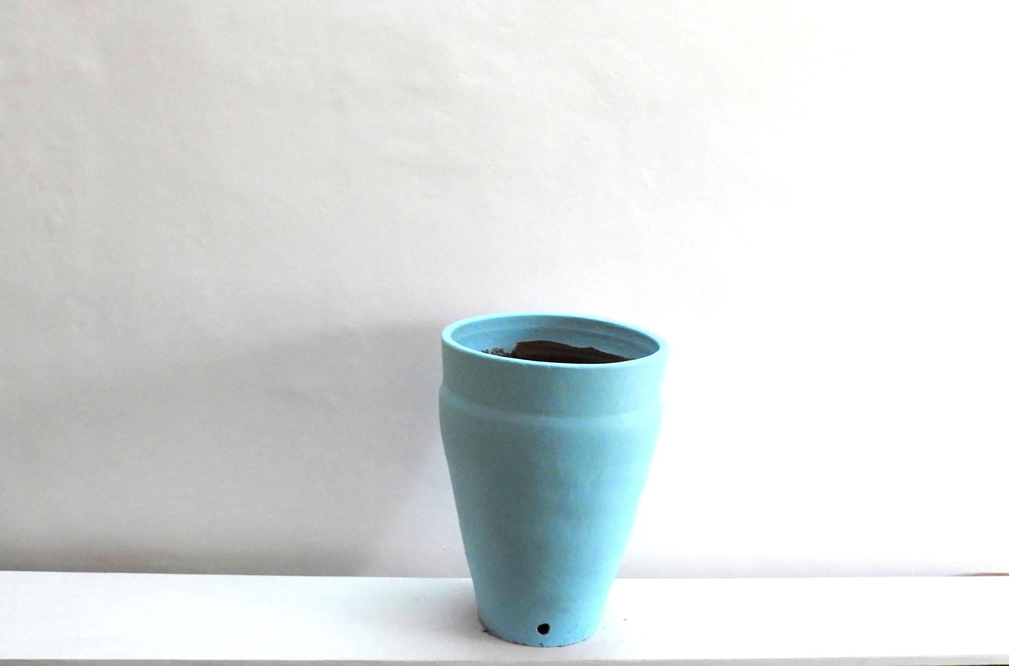 Pot Curved Cone (m)