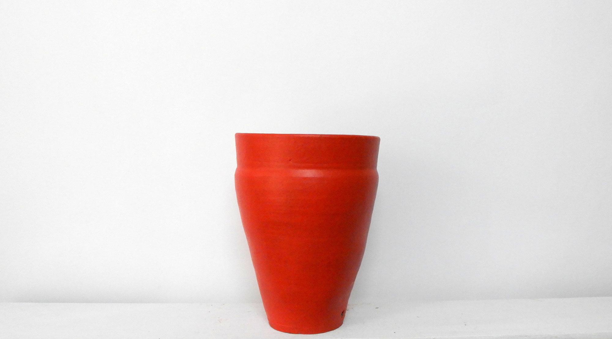 Pot Curved Cone (XL)