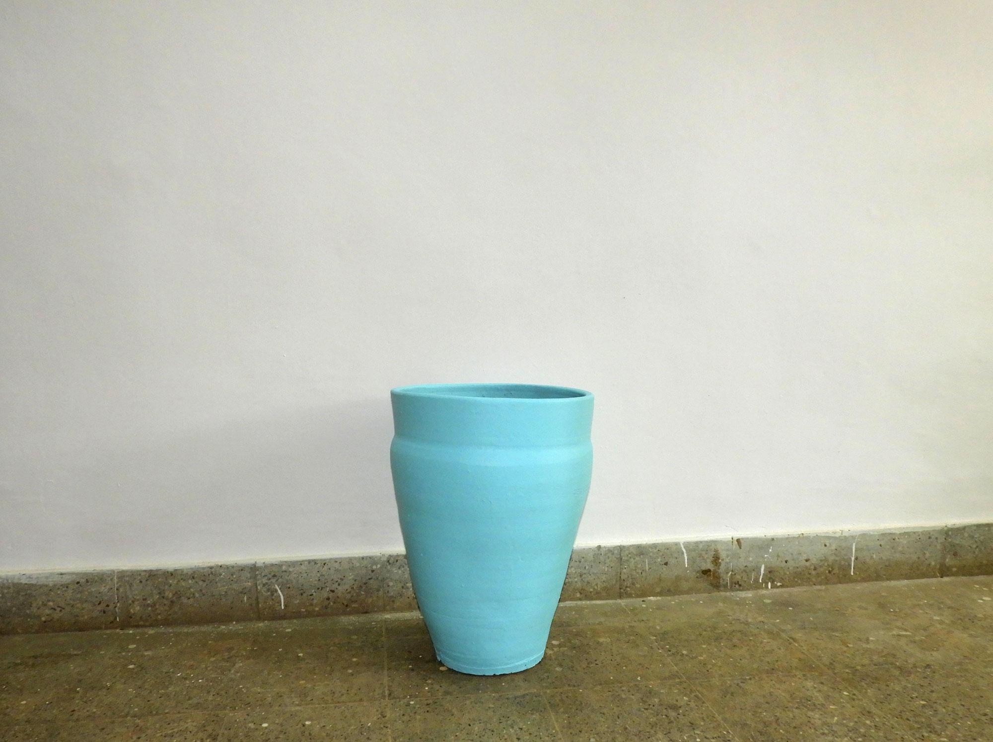 Pot Curved Cone (XL)