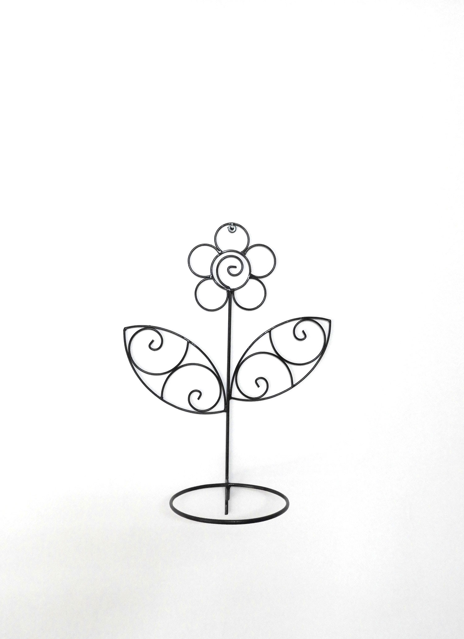 Wrought_Iron_Wall_Bracket_Flower