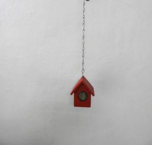 WoodBirdHouse (L,M,S)