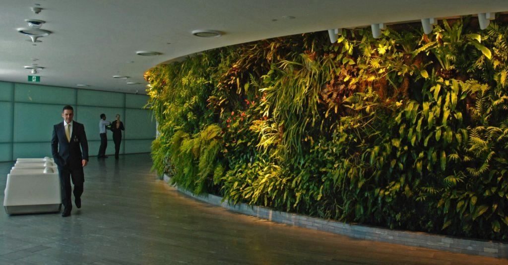 vertical garden designing companies in yelahanka