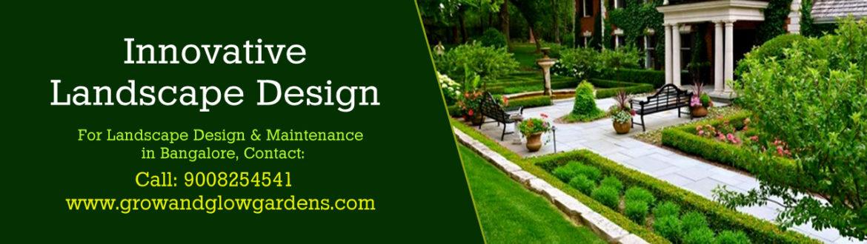 landscape design and maintenance in yelahanka bangalore