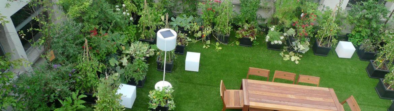 Roof Garden Design in Bangalore
